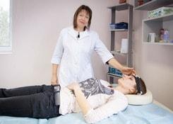 Лечение женщины